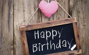 Happy Birthday Love 12